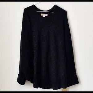 NWT Michael Kors Wool Poncho